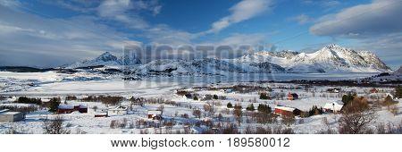 Borg, Lofoten, Norway