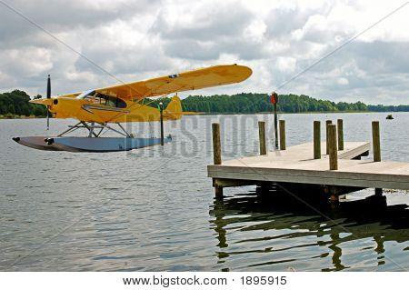 Wiplane200 Seaplane