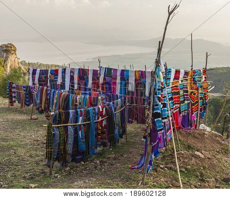 Traditional Dorze market. Hayzo Village. Dorze. Ethiopia.