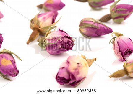 Rose Dry Tea