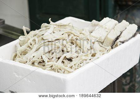 Dried Cod Shop