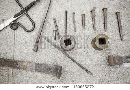 Tools Of A Forge