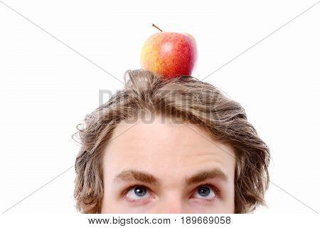 Apple On Head