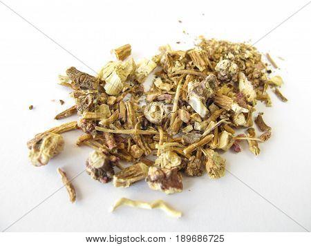 Senega root, Polygalae radix, for herbal medicine