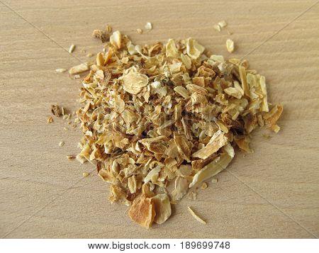 Sea onion, scillae bulbus, in herbal medicine
