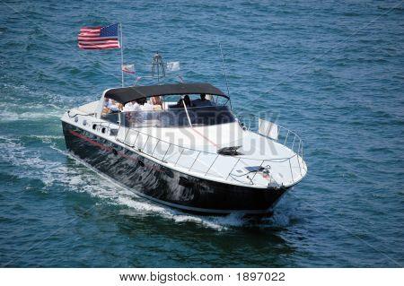 Cruising The Bay