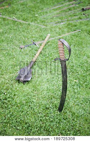 Classic Antique Swords
