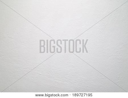 wall painted with white lime . A photo