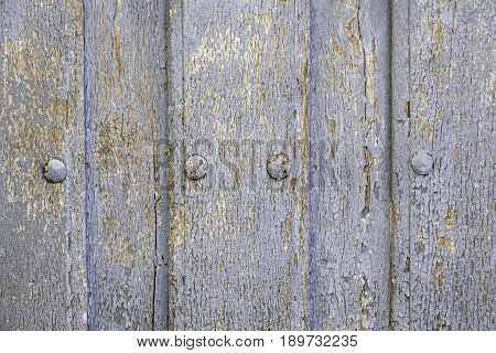 Old Wooden Background With Texture