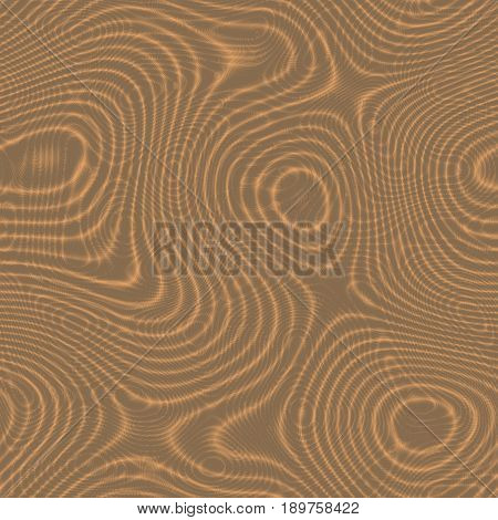 Abstract cyber wavy sci-fi modern seamless pattern texture background