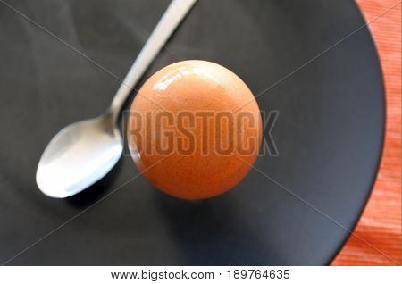 Hot Boiled Egg