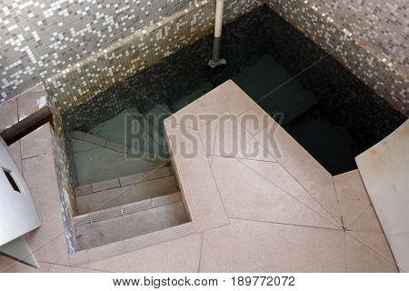 Contemporary Mikveh
