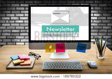 Join Register Newsletter To Update Information And Subscribe Register Member