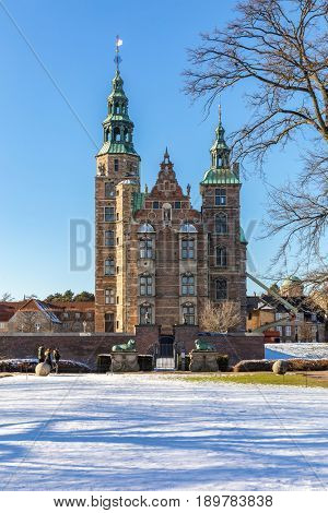 Rosenborg Castle is a renaissance castle located in the centre of Copenhagen, Denmark.