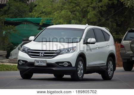 Private Car, Honda Crv City Suv Car.