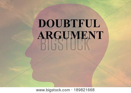 Doubtful Argument - Mental Situation Concept