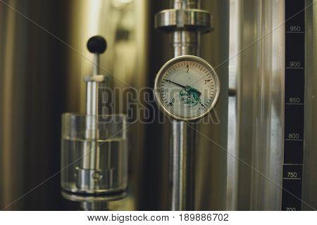 Modern Brewery Equipment