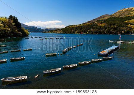 Lake Ashi, Hakone