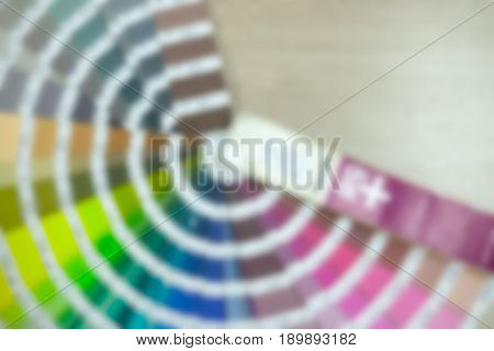 Blur of rainbow colour background for design