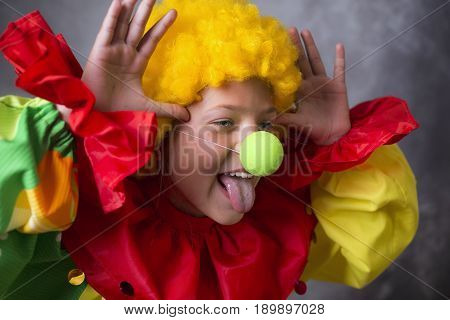 Little Clown Laugh