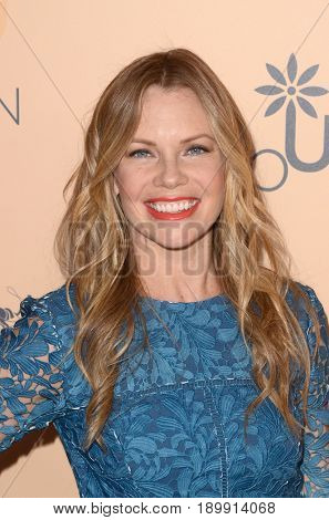 LOS ANGELES - JUN 2:  Sarah Jane Morris at the 14th Annual Step Up Inspiration Awards at the Beverly Hilton Hotel on June 2, 2017 in Beverly Hills, CA