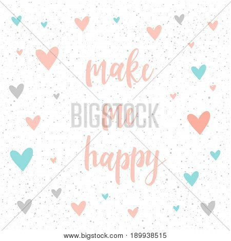 Moon Back Handwritten Romantic Vector Photo Bigstock