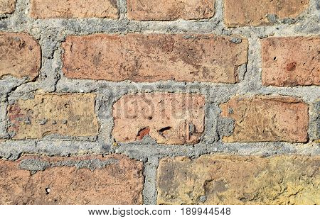 Harmonic Pattern Of Wall Structure