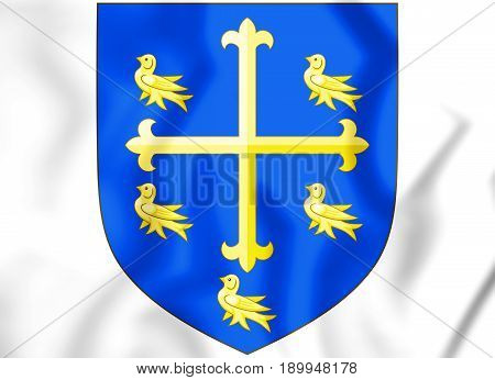 Edward The Confessor Coat Of Arms.
