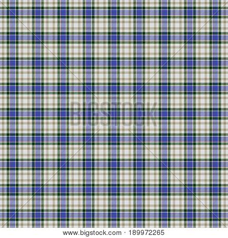 Style cool modern grunge clothing design fabric textile tartan seamless pattern