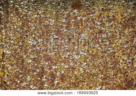 Old metal iron rust texture. Rusty metal background with streaks of rust. You can apply for rust background rust backdrop and everything about rust background concept.