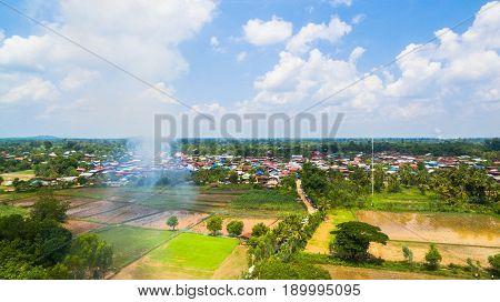 Bun Bang Fai Rocket Festival