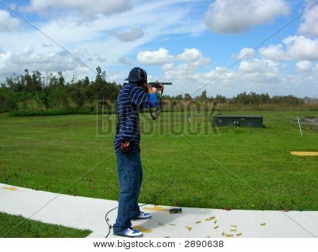 Man Trap Shooting