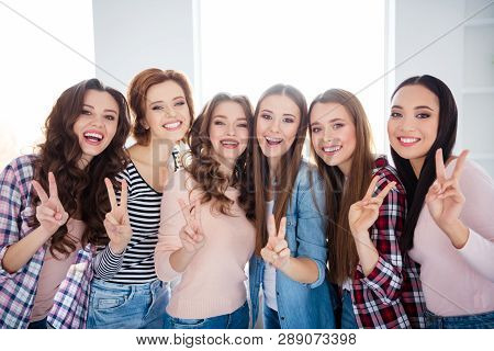 nice looking ladies