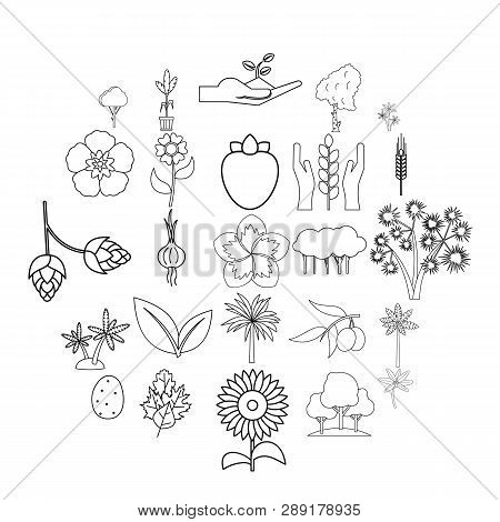 Yield Icons Set. Outline Set Of 25 Yield Vector Icons For Web Isolated On White Background