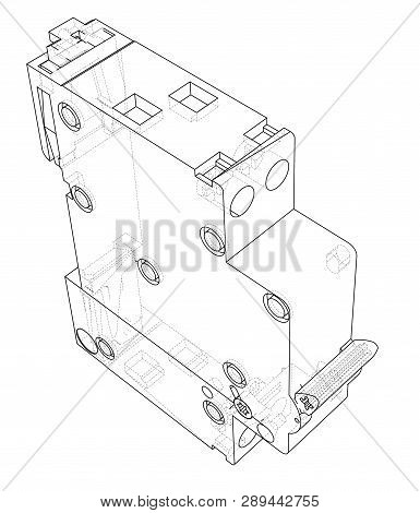 Switchgear Wiring Panel
