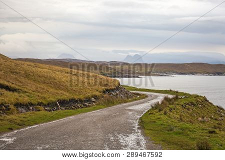 Scotland Rainy Day