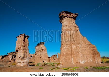 Talampaya National Park - La Rioja - Argentina