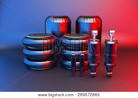 Trucks Cabin Shock Absorber And Air Spring, New Auto Parts, Spare Parts Cabinedemper. Spare Parts Fo