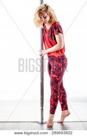 Pole Dance Girl, Pole Fitness