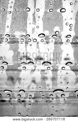 Condensation Water Drops