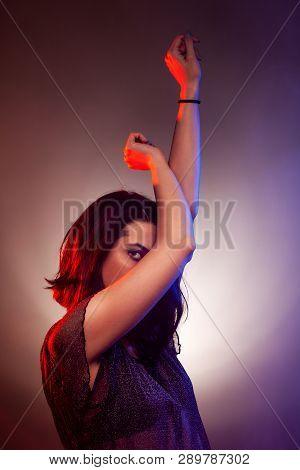 Party Girl Dancing