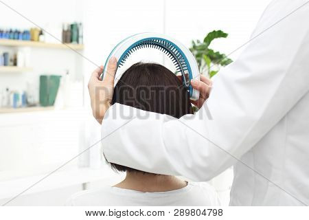 Tricholog, Laser Treatment Of Hair Problems. Laser For Hair And Scalp.
