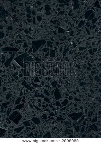 Black Granite Rock