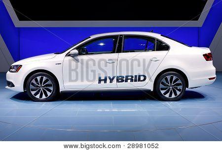 2012 Volkswagen Jetta Hybrid
