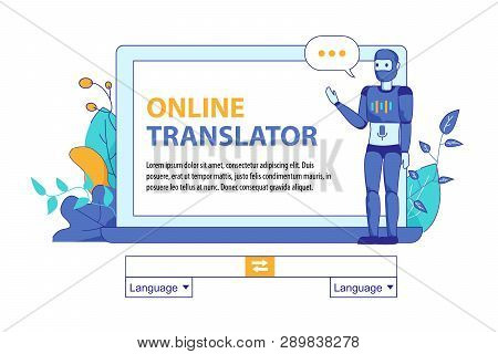 Virtual Assistant Vector & Photo (Free Trial) | Bigstock