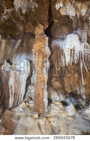 Tham Phet Cave One Of The Most Amazing Cave In Thailand  Pang Ma Pha, Mae Hong Son Province, Thailan
