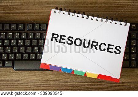 Businessman Using Laptop For Analyzing Data. Enterprise Resource Planning Concept. Business Structur