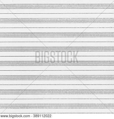 Staff Paper For Music Notation