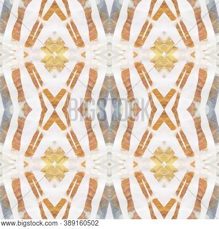 Geometric Rug Pattern. Abstract Shibori Design. Repeat Tie Dye Rapport. Ethnic Japanese Motif. Paste
