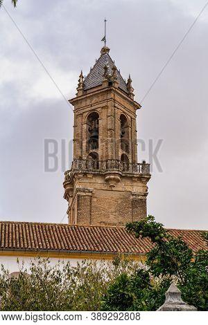 Cordoba, Spain - November 02, 2019: Church Of St Andrew, Iglesia De San Andres In Cordoba, Andalusia